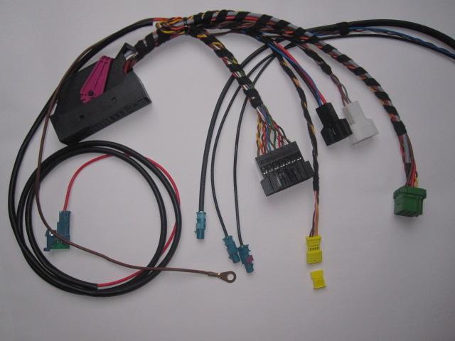 kabeldaviko w211 219 sound harness ntg 2 5 code810. Black Bedroom Furniture Sets. Home Design Ideas